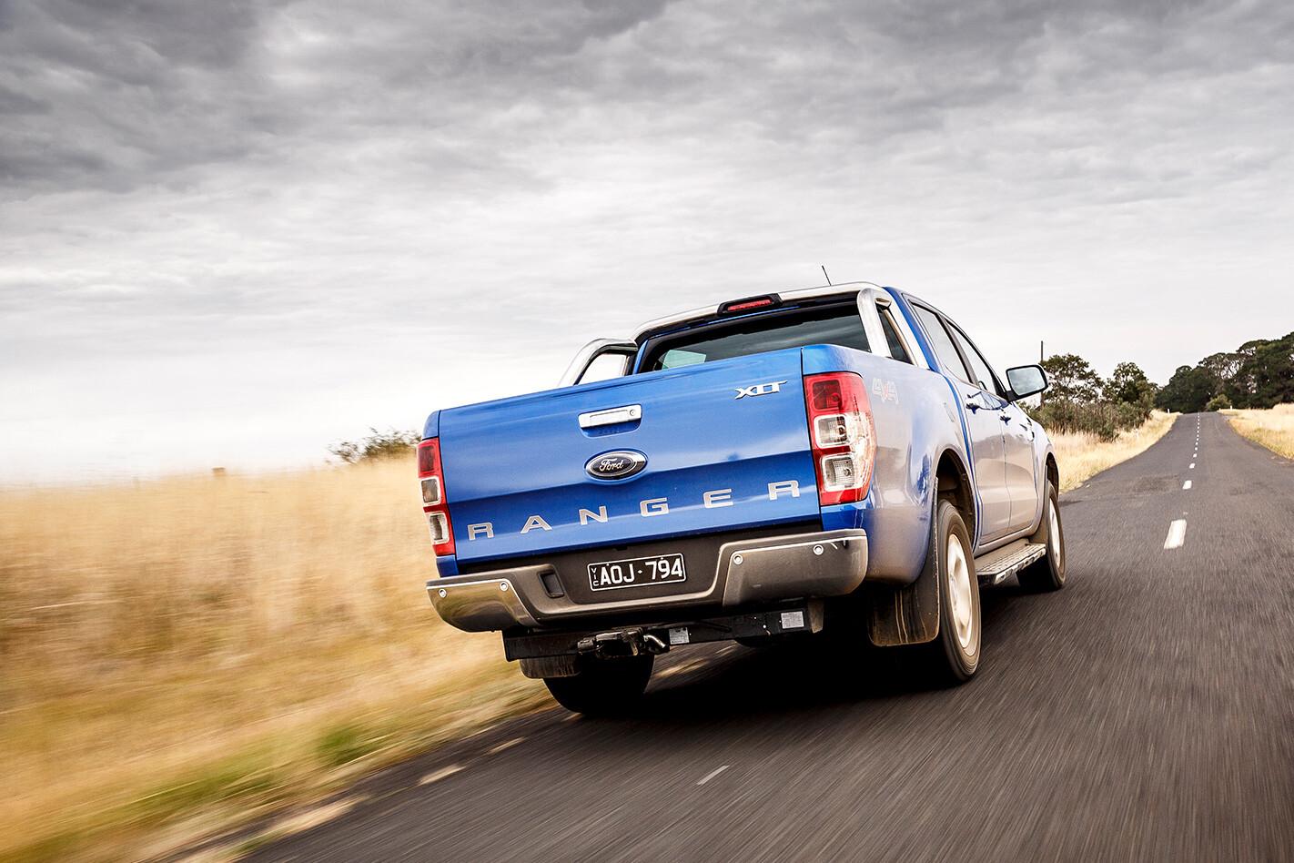 Ford Merc Ranger Rear Trackin Jpg