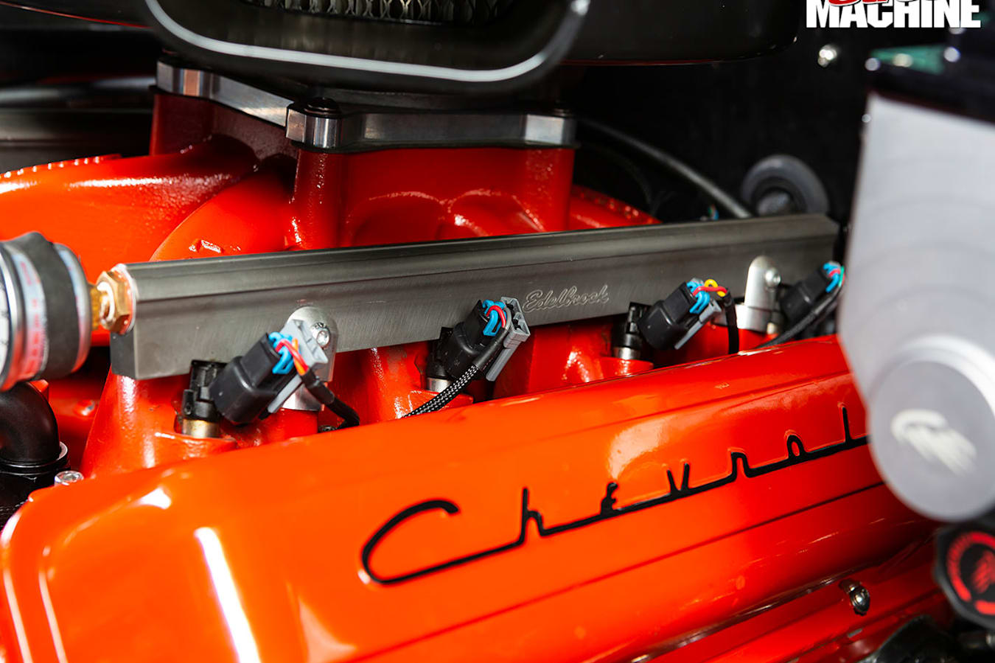 Chev C10 engine