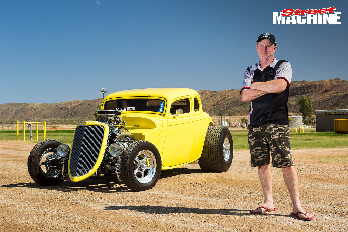 34 Ford Coupe Hot Rod 6 Nw
