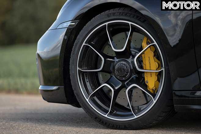 Porsche 992 911 Turbo S Prototype Wheel Brake Jpg