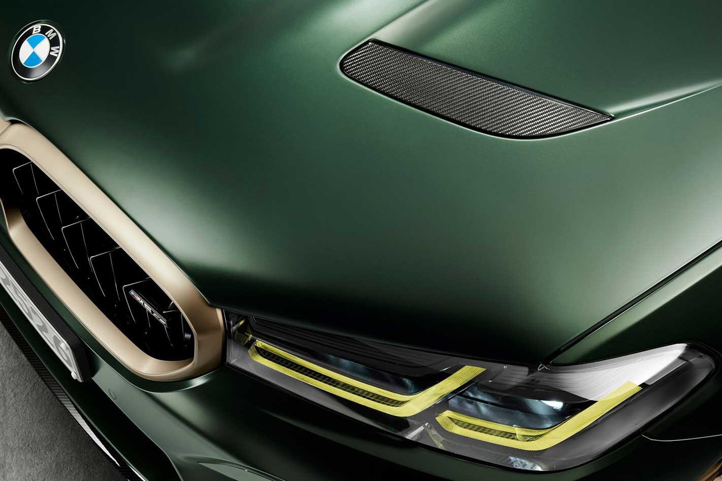 2021 BMW M5 CS revealed