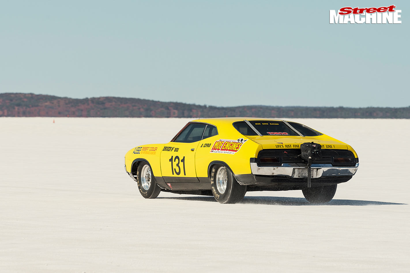 ford falcon at speedweek