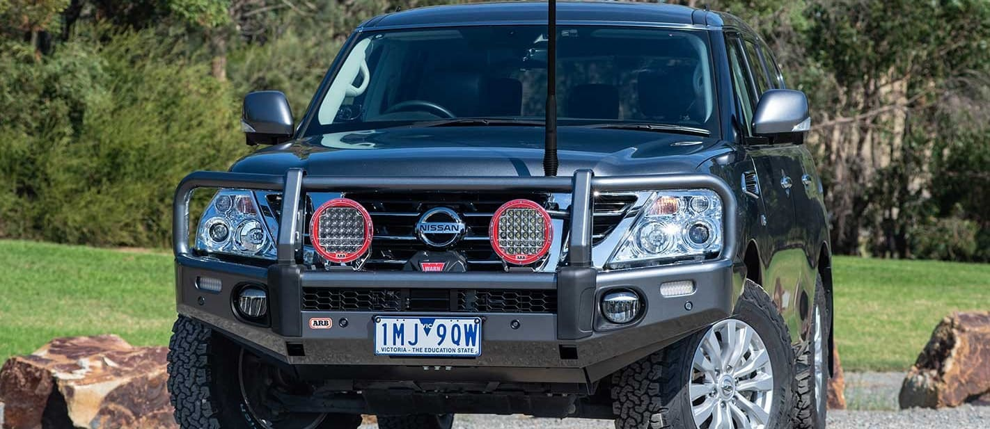 New 4x4 bullbars side steps August 2019 4x4 products