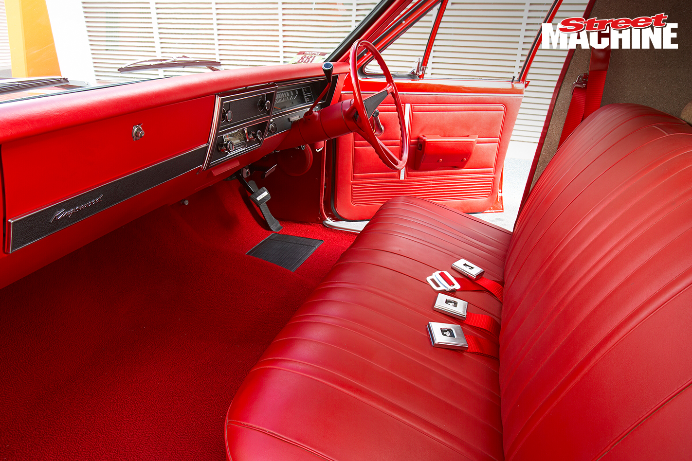 HK Holden Panel Van 7 Nw