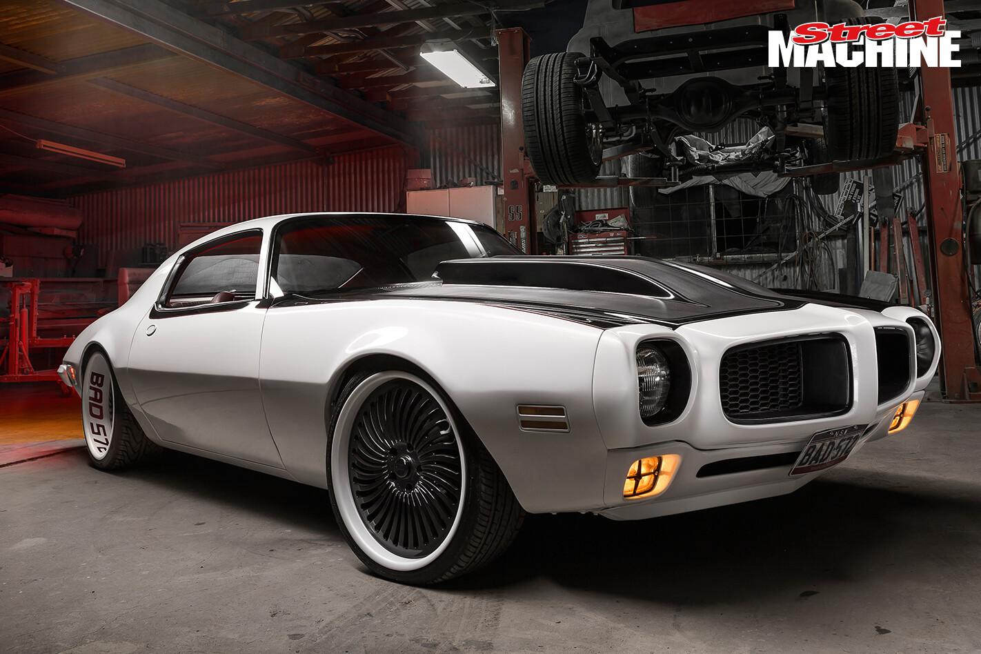 1972 Pontiac Firebird Custom