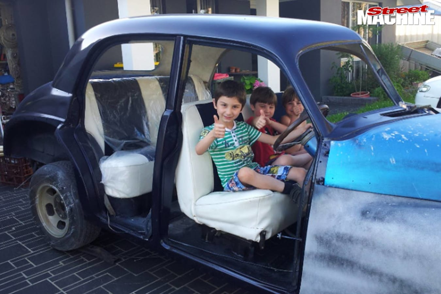 Holden FJ project car