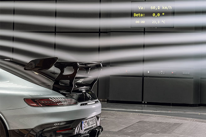 Mercedes-AMG GT Black Series and GT3