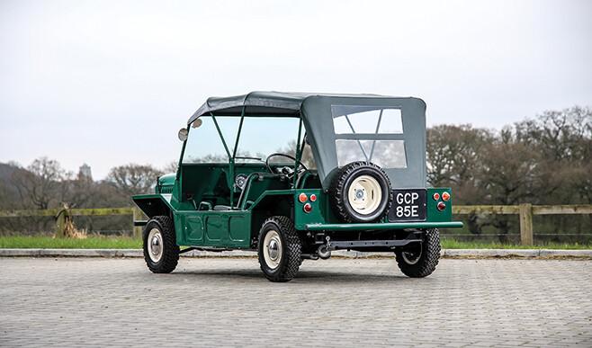 Austin-Morris Mini Moke