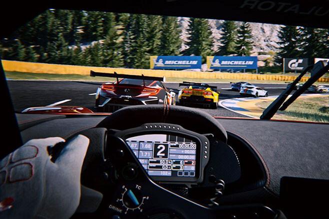 Gran Turismo 7 POV