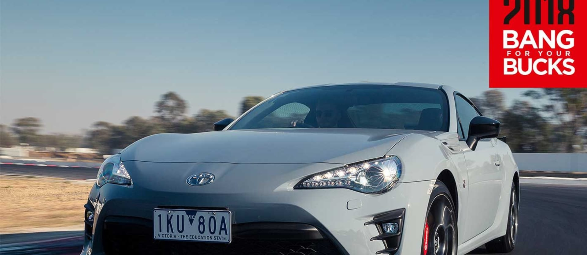 2018 Toyota 86 GTS Performance Pack track review