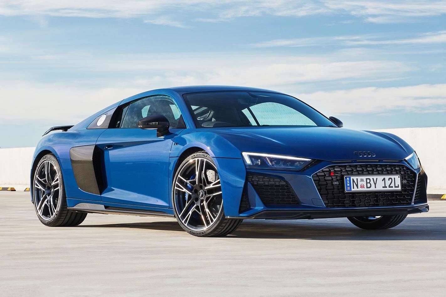 2020 Audi R8 Australian pricing