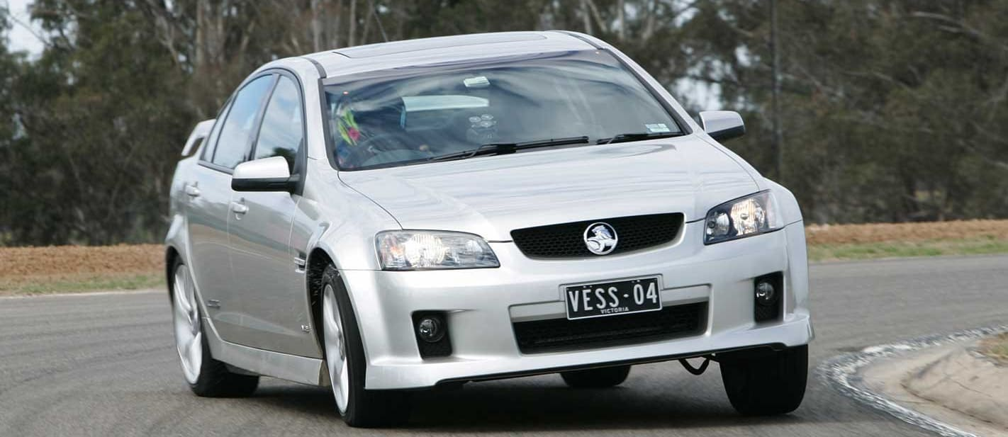 2009 Holden Commodore SS AFM review