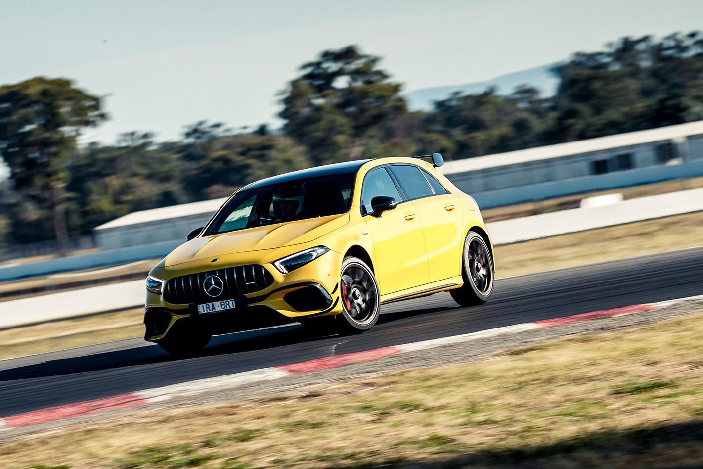 2020 Mercedes-AMG A45 S