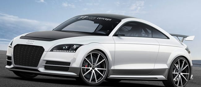 Audi, concept, TT, fastest, powerful, angriest, Formula 1, tease, motor, show, future, boxster, cayman, Cayenne, motor show, Icona Vulcano, video, pictures