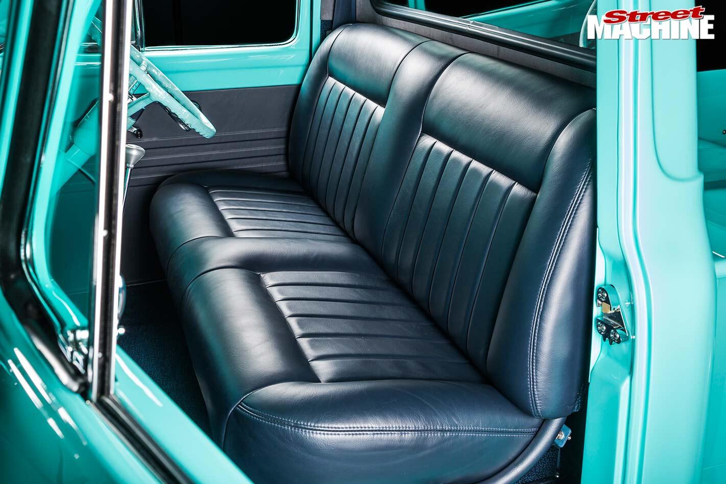 Ford F100 seats