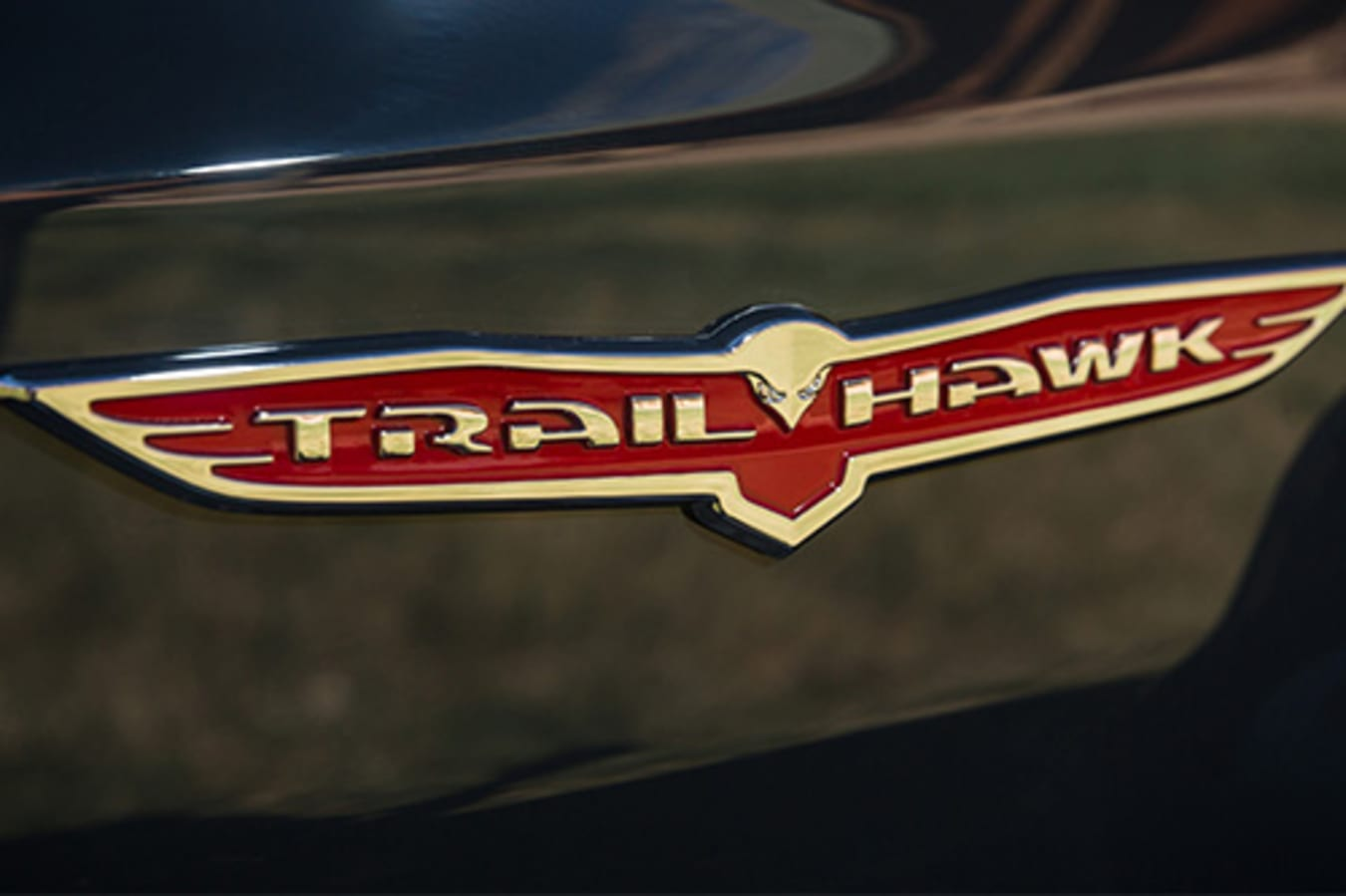 Jeep Grand Cherokee Trailhawk earns its 'trail-rated