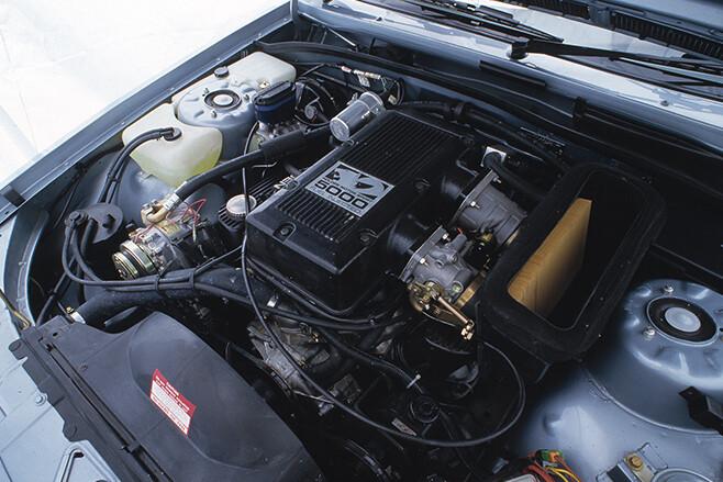 VL Walkinshaw engine