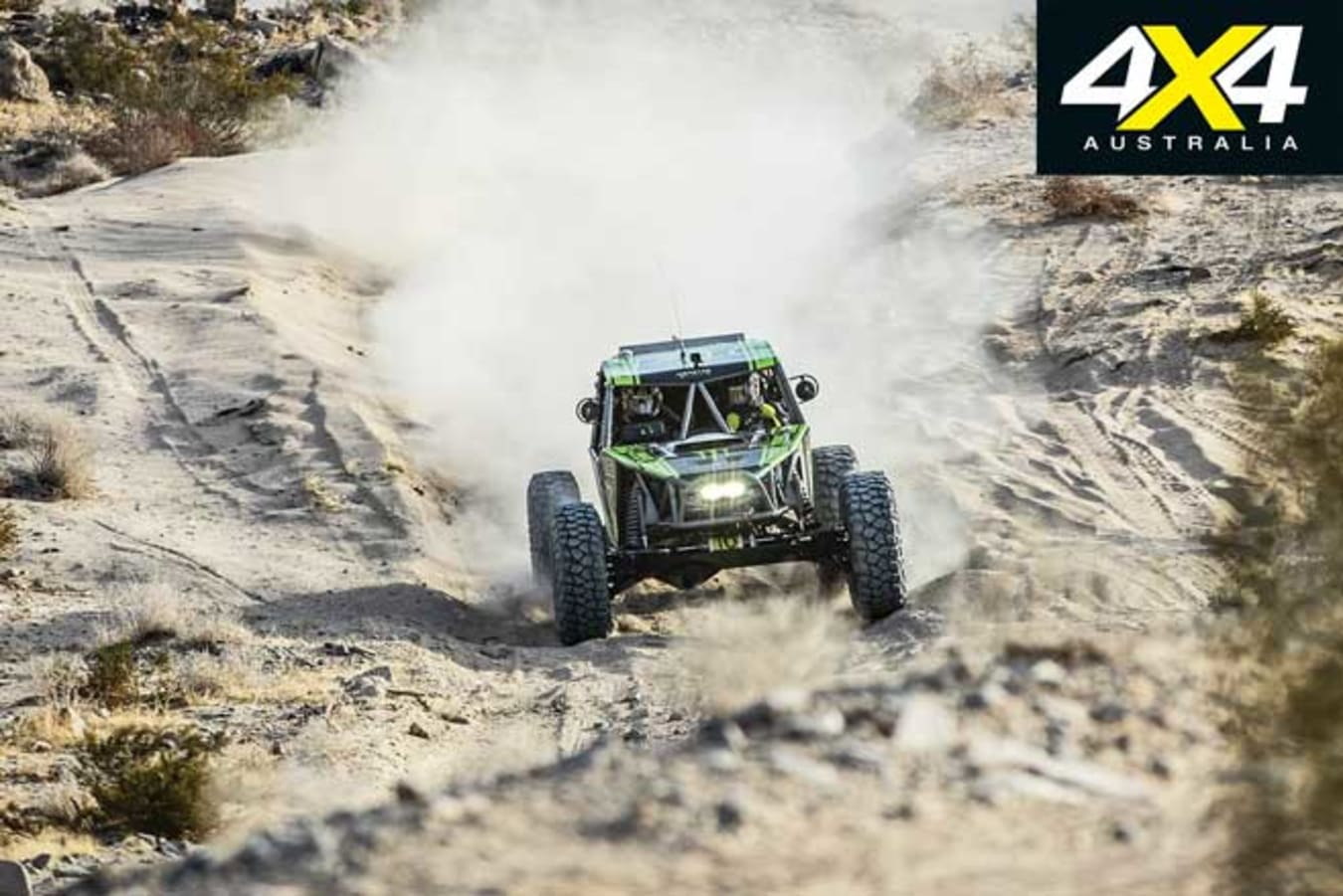 King Of Hammers 2020 Ultra 4 Buggy Drive Jpg