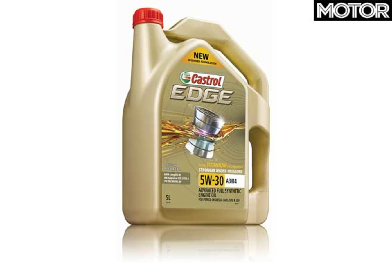 Cool Car Things August 2019 Castrol Edge Synthetic Engine Oil Jpg