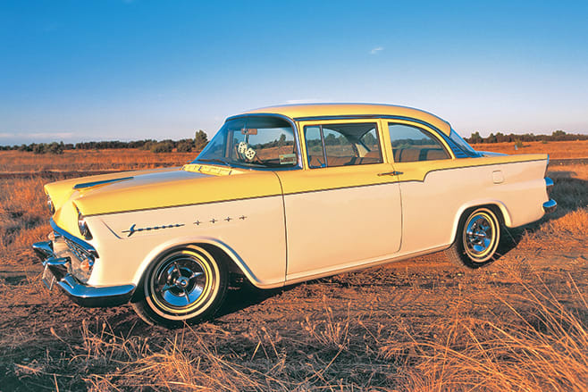 Holden FB coupe