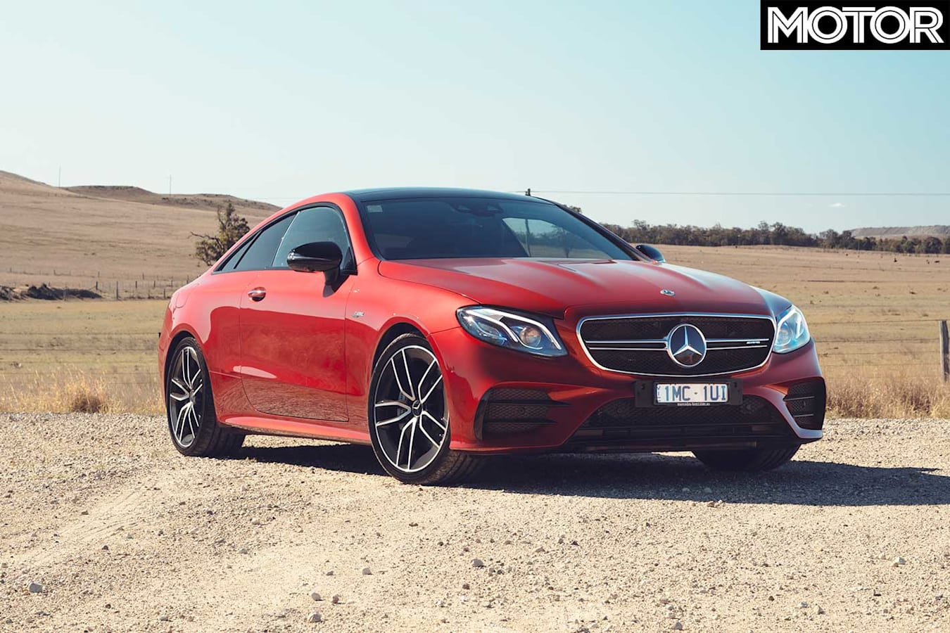 2019 Mercedes AMG E 53 Coupe Front Static Jpg