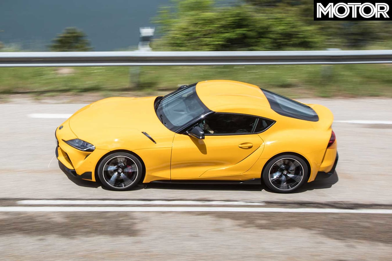 Did Toyota Get The 2020 A 90 Supra Right Side Profile Jpg