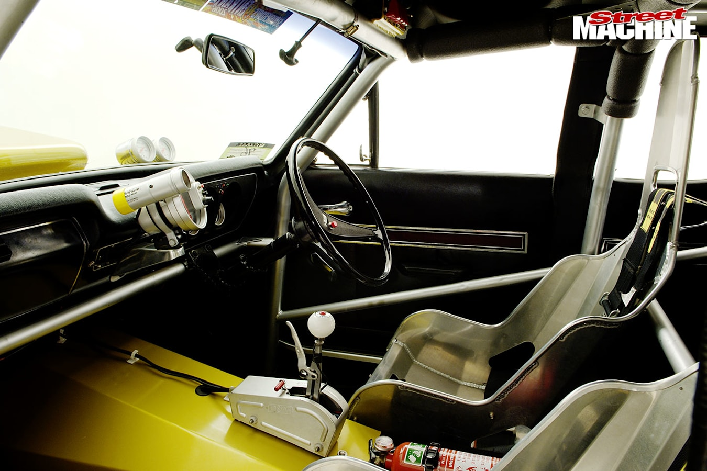 Holden HB torana interior
