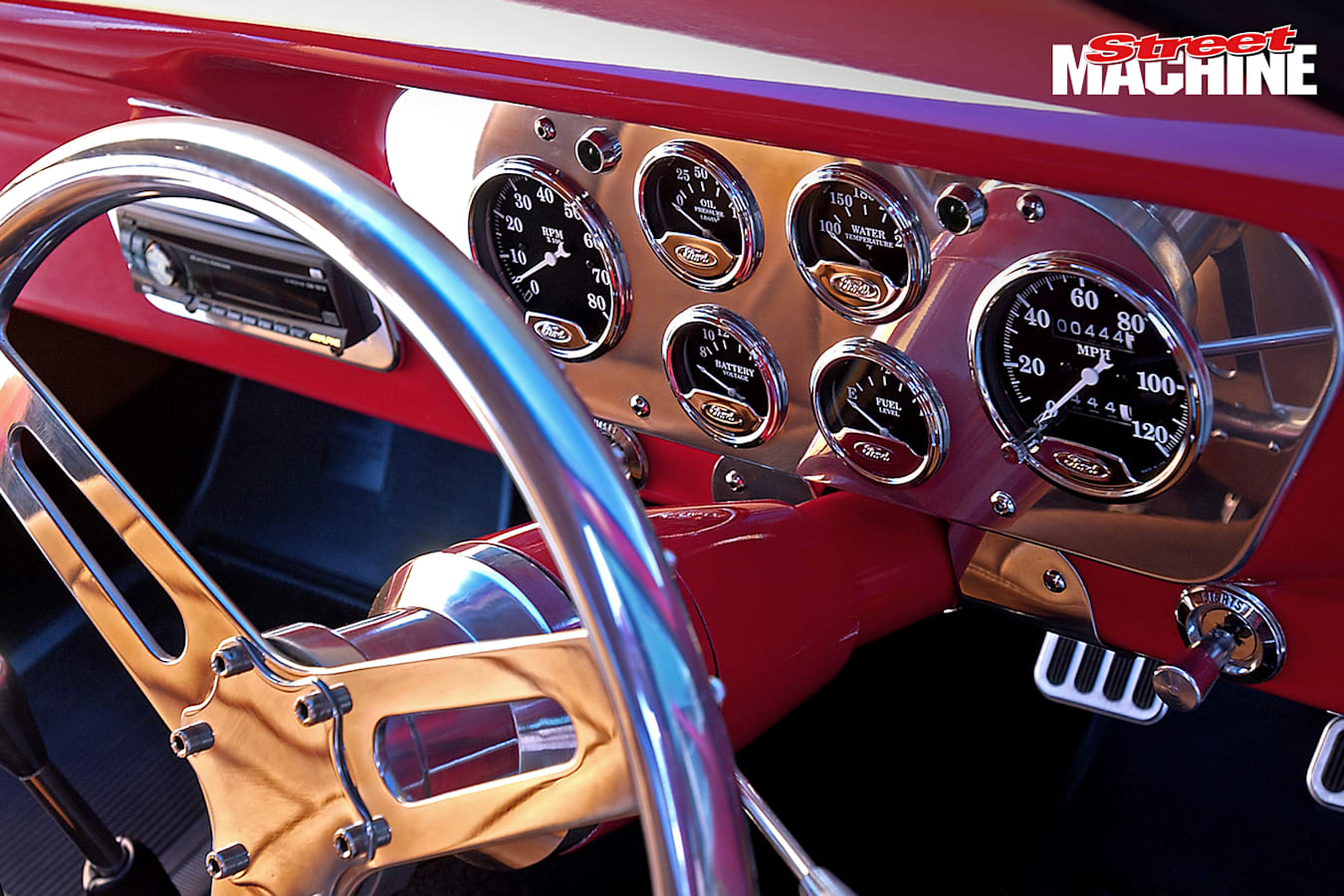 Ford XW Falcon Coupe Interior 3 Nw Jpg