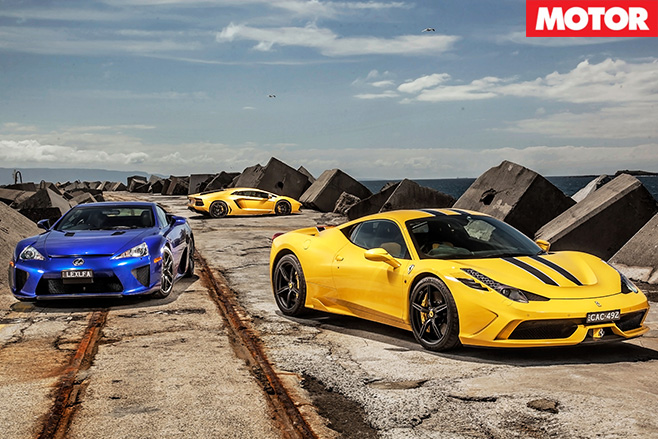 Naturally Aspirated Heroes 1