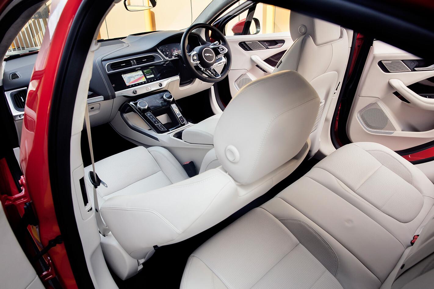 Jaguar I Pace Seats Jpg