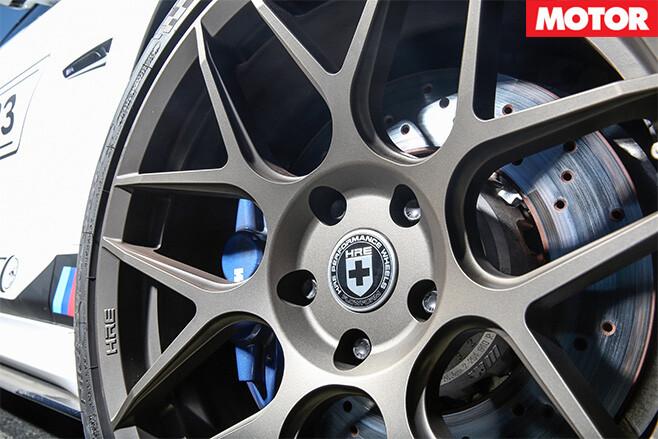 City -performance bmw m4 wheel