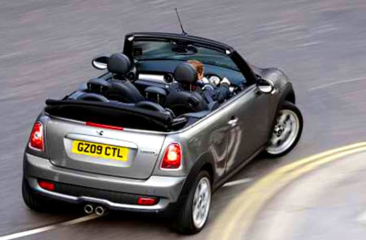 LAUNCHED: New Mini Cabrio is open-air fun with a lively drive to boot