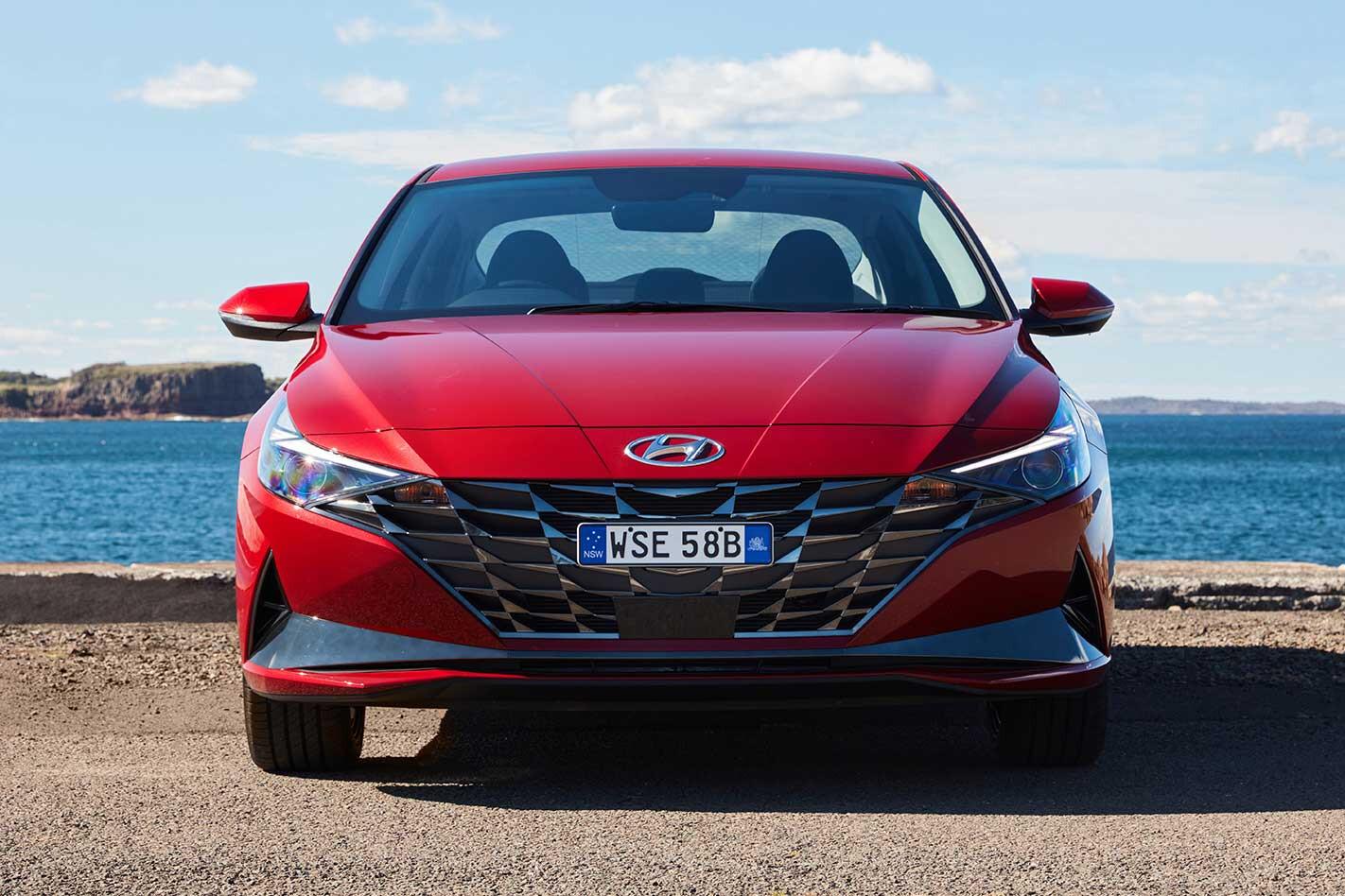2021 Hyundai i30 Sedan Active review