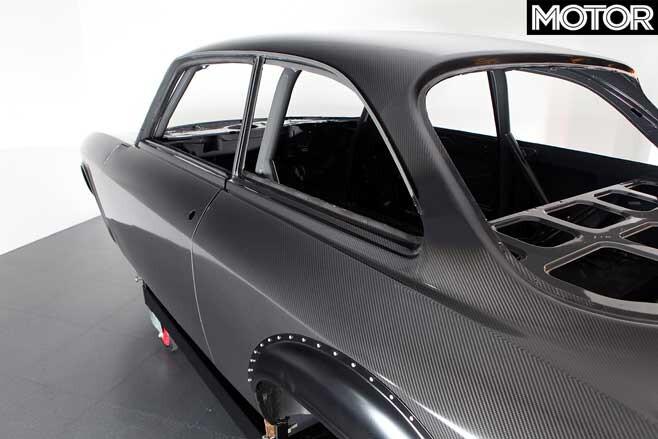 Alfaholics GTA R Carbon Fibre Body Roofline Jpg