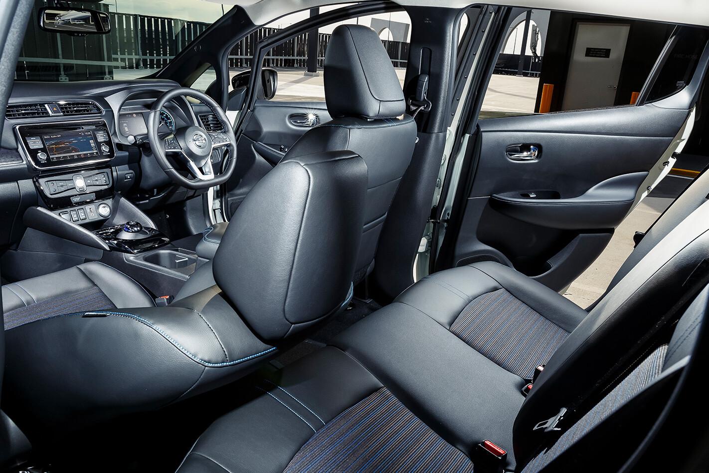 Nissan Leaf Interior Jpg
