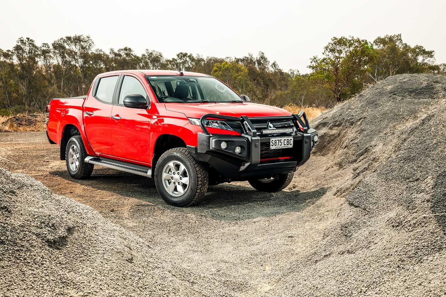 Mitsubishi Triton GLX long-term review