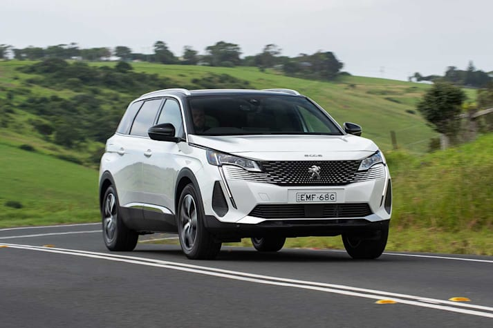 2021 Peugeot 5008 GT Petrol review