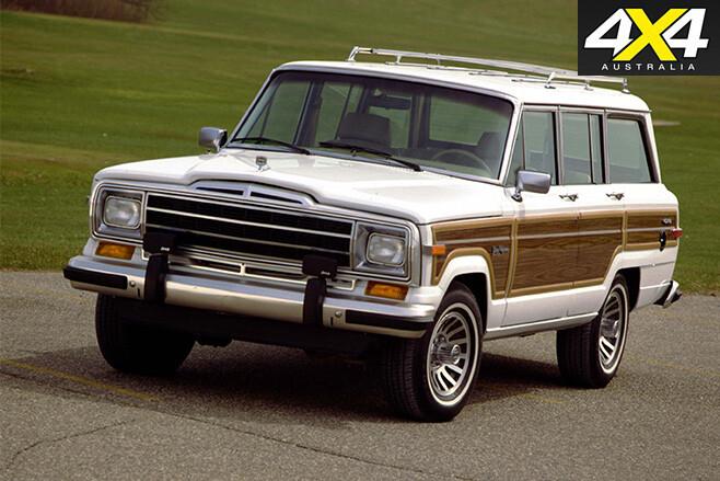 Jeep -grand -wagoneer