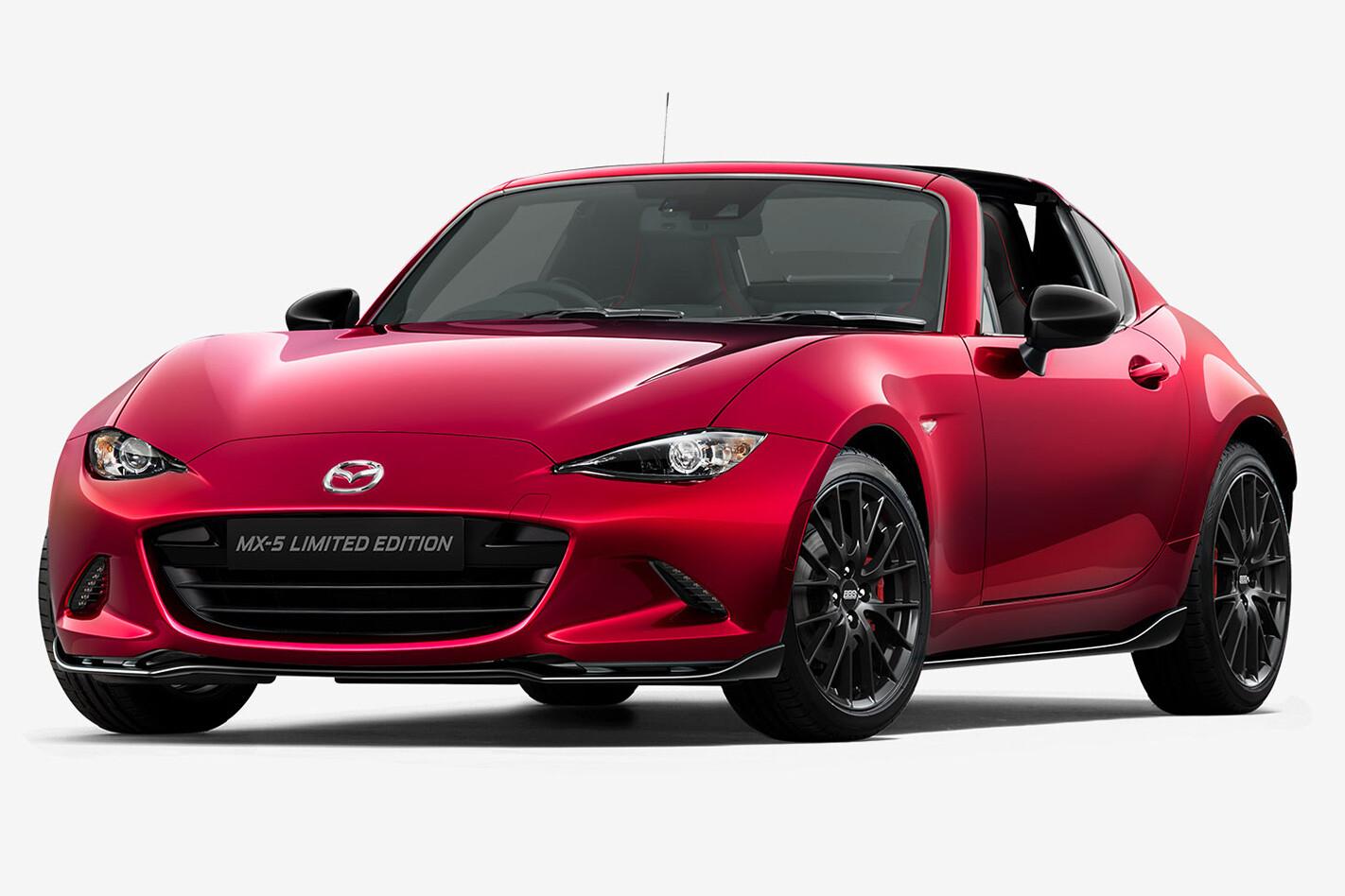 Mazda Mx 5 Rf Limited Front Quarter Jpg