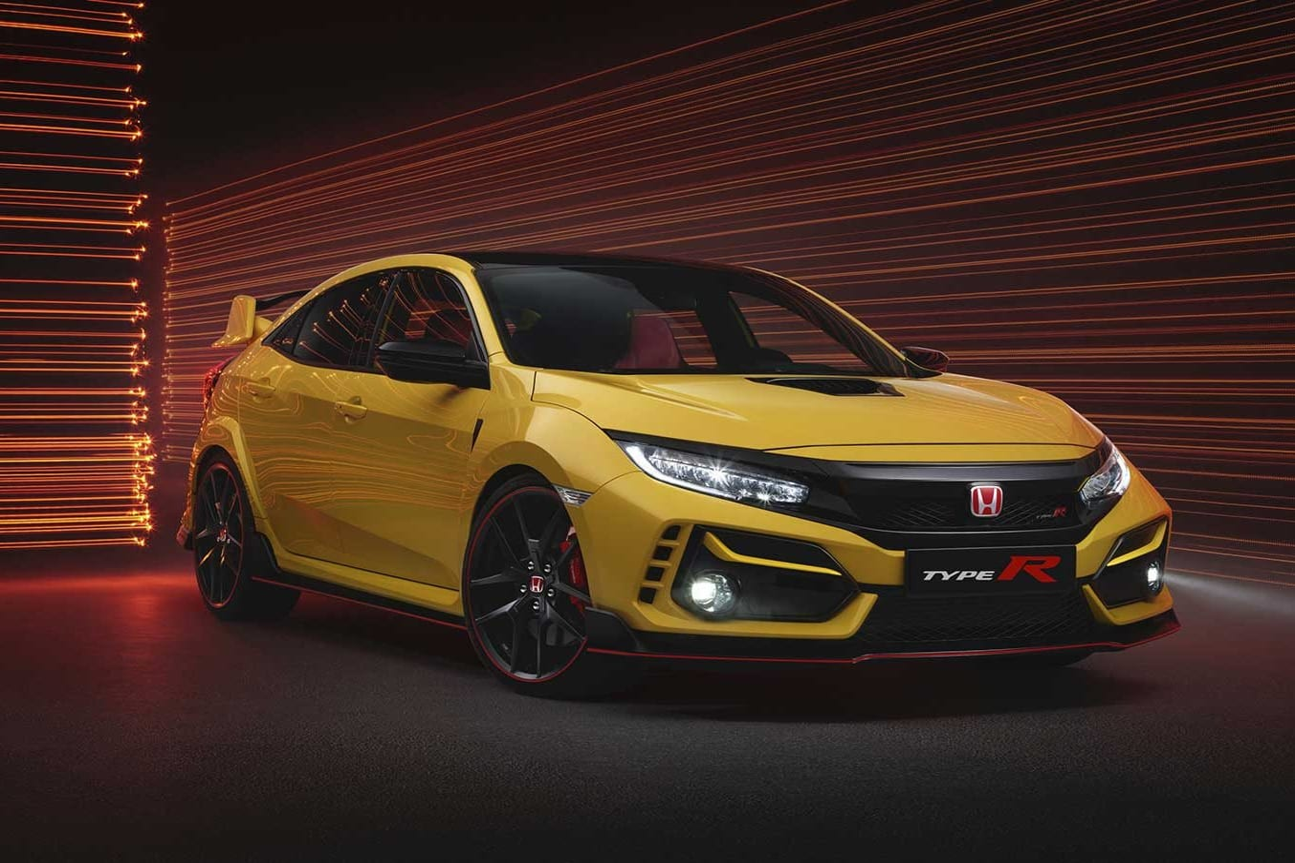 Honda Civic Type R Limited Edition revealed