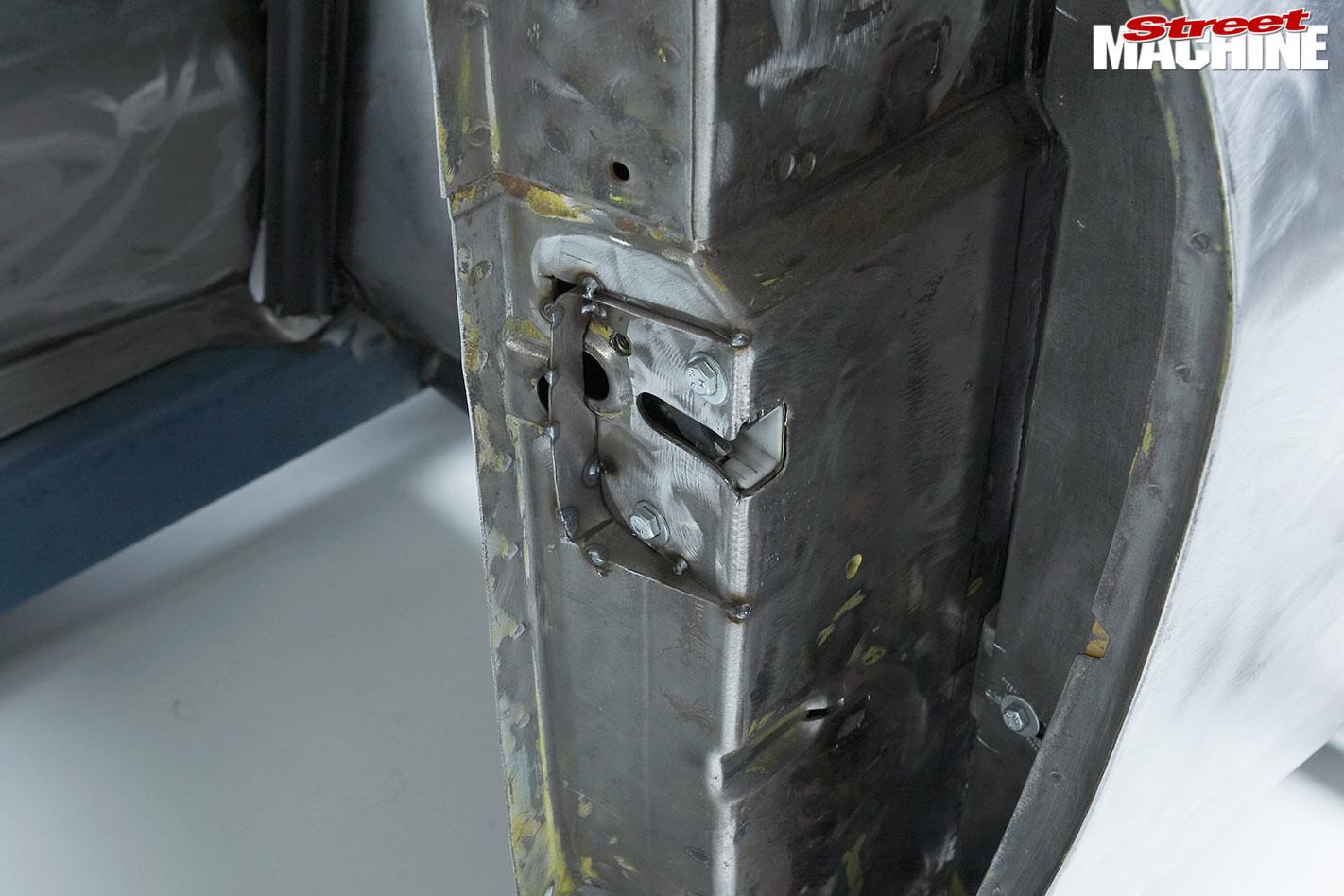 Ford Falcon XC door