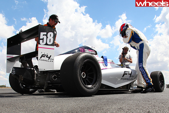 Formula -Ford -Racing -Experience