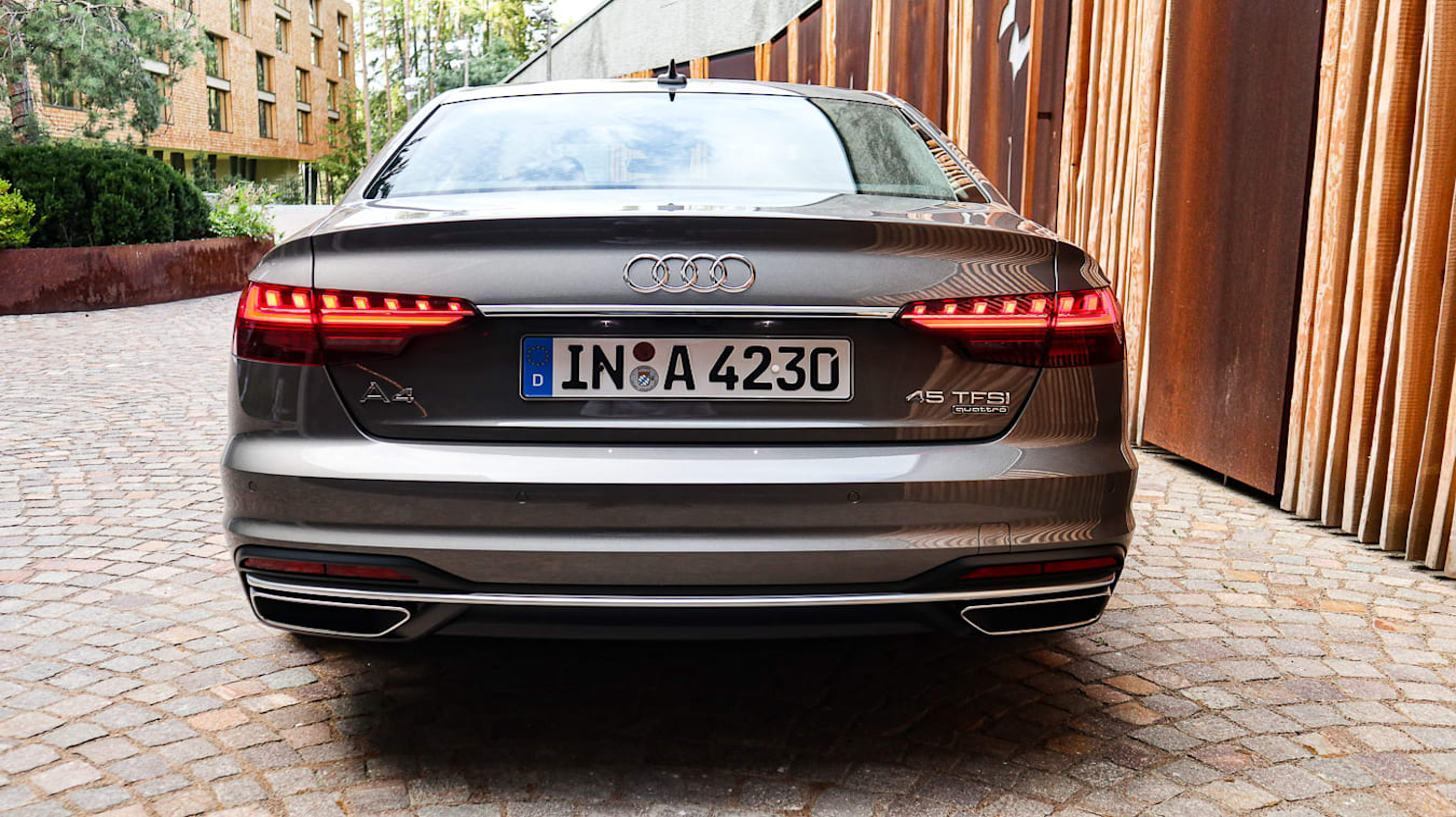 2020 Audi A4 45 TFSI quattro