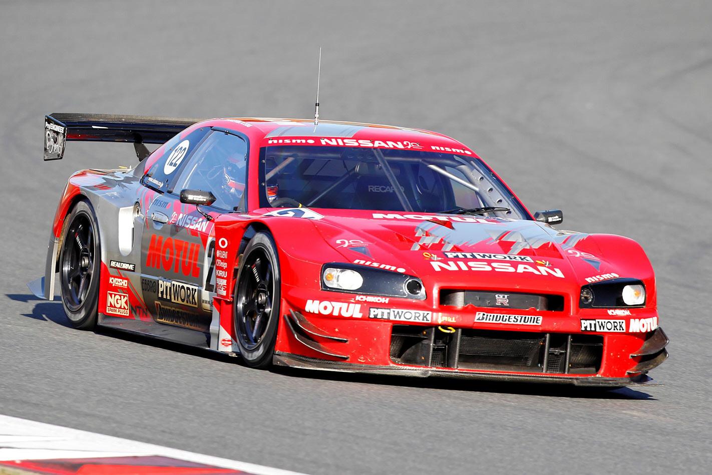 Nissan Skyline GT-R race car