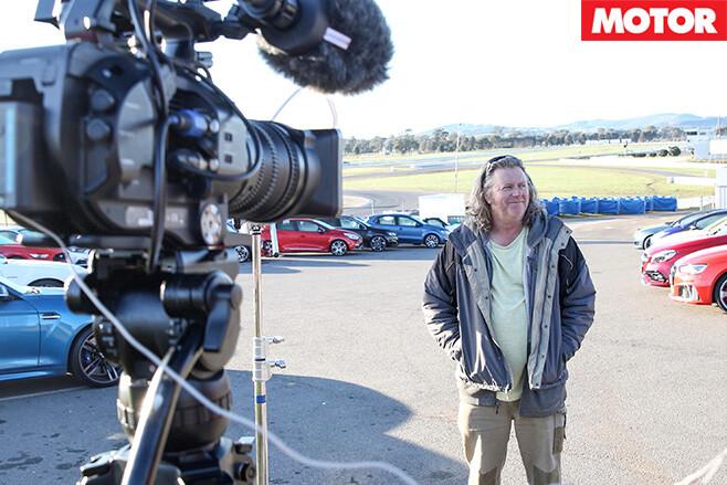 Morley interviewed