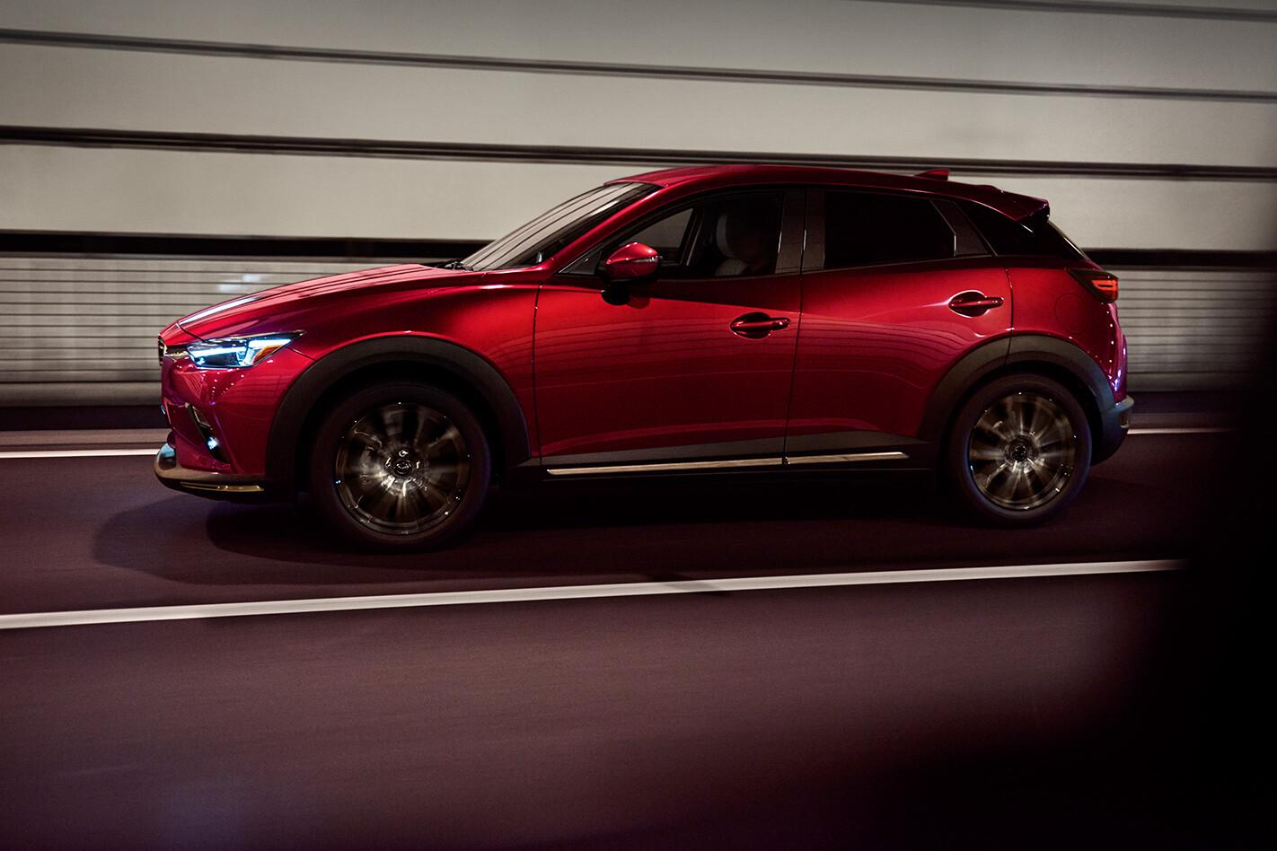 Mazda Cx 3 Front Side Rolling Jpg
