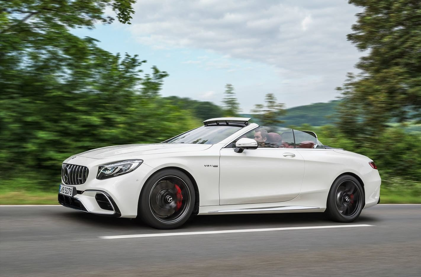 2017 Frankfurt Motor Show: 2018 Mercedes-AMG S63 and S65 Coupe and Cabriolet roll out