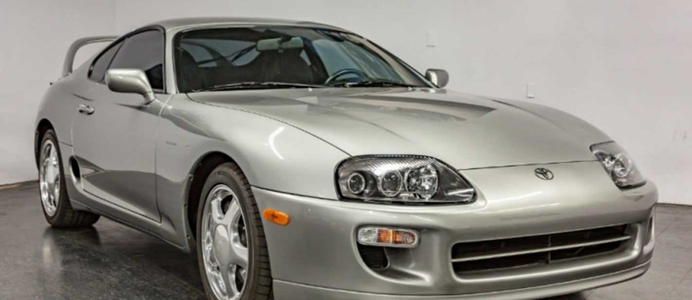 1998 Toyota Supra for sale at $730K