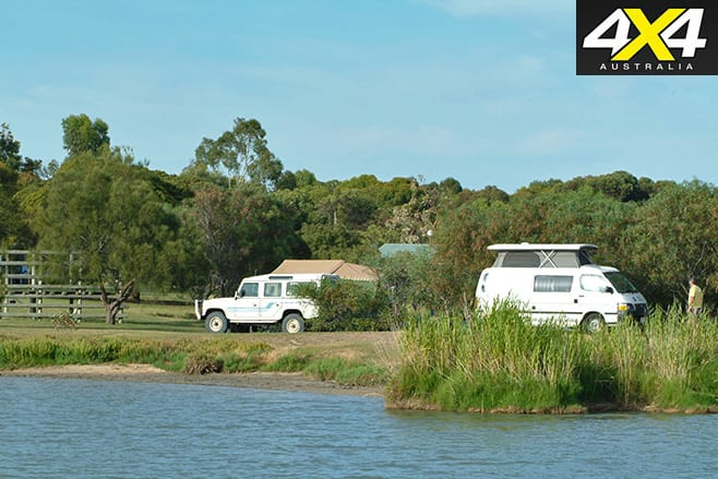 Camping -areas