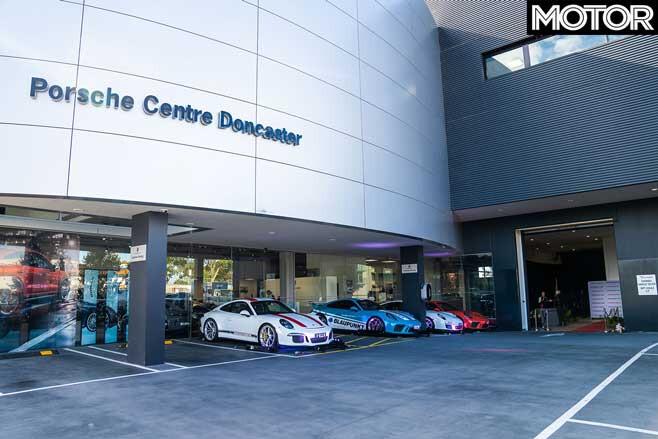 Porsche Doncaster Manthey Racing Launch Jpg